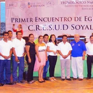 Se realizó el 1er encuentro de egresados del CRESUD de Soyaló