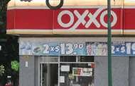 Aseguran a sujeto por robo a tiendas Oxxo