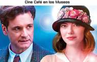 Cine-Café en los Museos en Chiapa de Corzo