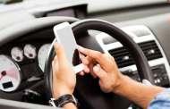 Fortalecerá Gobierno de la Ciudad campaña para evitar uso del teléfono mientras se maneja