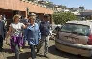Presidenta Bachelet anuncia ayuda económica para damnificados del terremoto