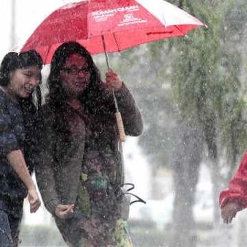 Habrá lluvias en todo el país