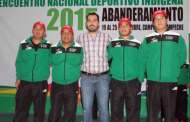 Viajan deportistas chiapanecos al Mundial de Pueblos Indígenas