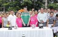 Fomenta Rutilio Escandón el deporte y las tradiciones mexicanas