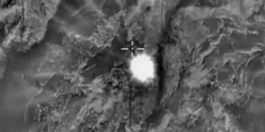 Al menos 370 muertos desde inicio de ofensiva rusa en Siria