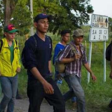 Crece éxodo cubano por México, en su ruta a EU