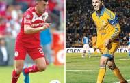 Hombres gol en semifinales; juego de ida entre Toluca y Tigres
