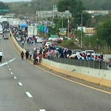 Detiene Procuraduría de Chiapas  a seis tras hechos violentos