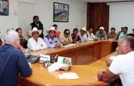 Se atienden los compromisos y demandas de la Casa del Pueblo de Venustiano Carranza