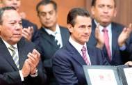 Habrá más reformas en 2017: anuncia Peña Nieto