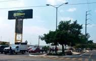 Se mantuvo bloqueada la entrada a Tuxtla Gutiérrez por supuestos habitantes solicitando micro créditos