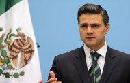 EPN reitera solidaridad de México con pueblo ecuatoriano