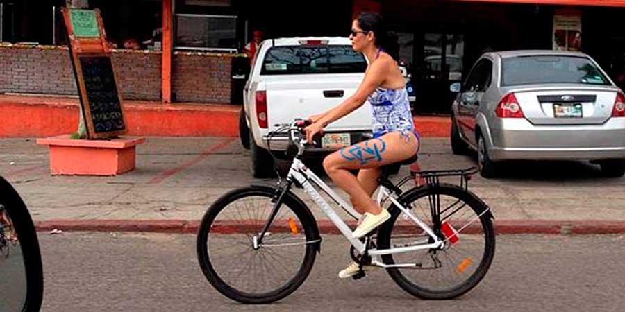 Lanzan iniciativa para sensibilizar y crear respeto a ciclistas de capital