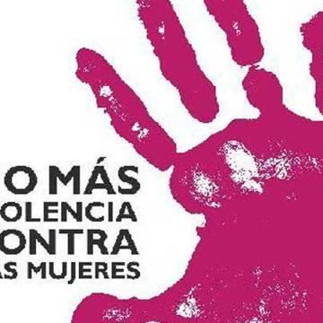Inicio la campaña fin a la violencia contra la mujer