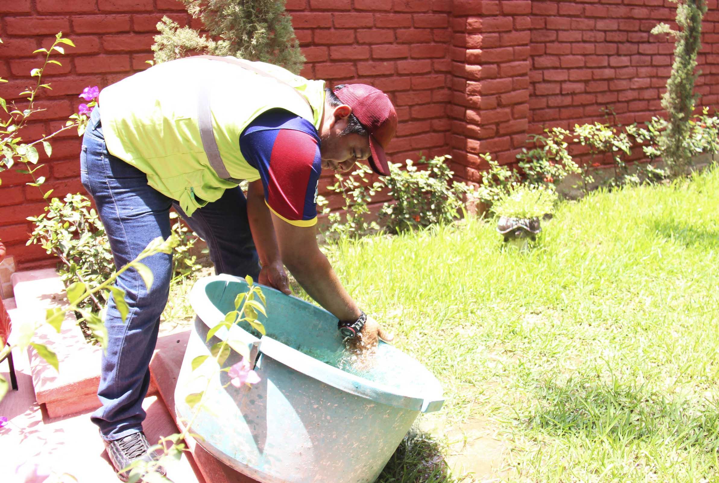 Instala el Comité Interinstitucional de la Lucha Contra el Dengue