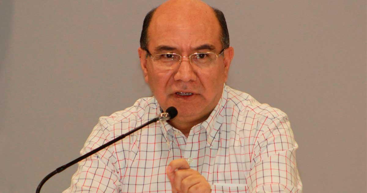 Secretario de Gobierno hacen llamado a magisterio ante las movilizaciones que se dieron