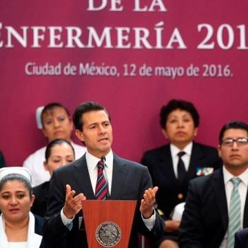 Peña Nieto destaca la creación de más de 82 mil nuevos empleos