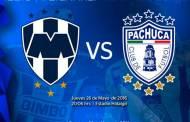 Así se jugarán los partidos de la final del Clausura 2016