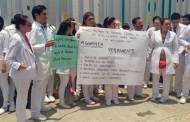 SS atiende peticiones de médicos residentes del Hospital Chiapas Nos Une