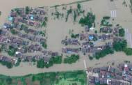 China sufre por inundaciones; van casi 130 muertos