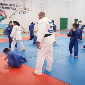 Judokas chiapanecos por medallas en Olimpiada Nacional 2016