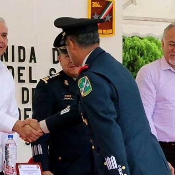 SEDENA, aliada de Chiapas en seguridad y protección civil: RLS