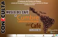 Coneculta-Chiapas participará en la Cumbre Latinoamericana del Café