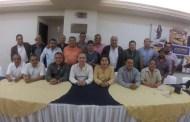 Se reúne Secretario de Salud con la Asociación de Columnistas Chiapanecos