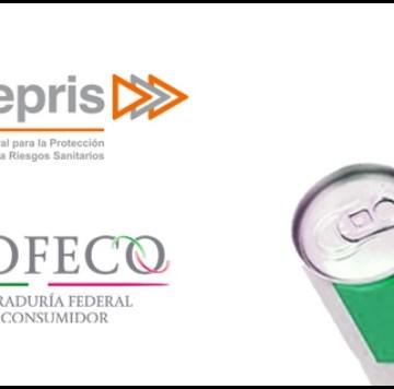 Alertan Cofepris y Profeco riesgos por consumo de bebidas alcohólicas y «energizantes»