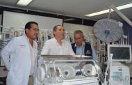 Entrega Secretario de Salud más de 10 mdp en equipamiento para Hospital de Tapachula