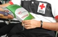 Cruz Roja se une a la donación de órganos en Chiapas