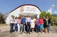 Visita Rutilio Escandón juzgado civil de Huixtla