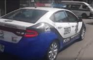 Sanciona Tránsito Municipal a agente por infringir reglamento vial