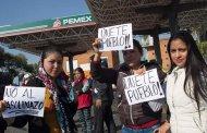 Pemex exhorta a evitar bloqueos en gasolineras y retención de pipas