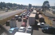 PF registra 19 bloqueos en carreteras por gasolinazo