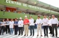 Más de 33 mdp en obras inauguradas en la Unicach