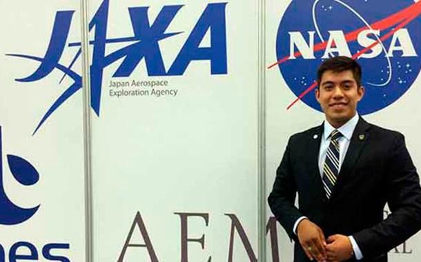 Mexicano, el investigador más joven que viaja de misión a Marte