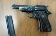 SSyPC asegura armas de fuego a tres personas