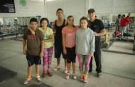 Conforman con 11 atletas a la Selección Chiapas de Halterofilia
