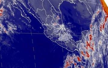 Tormentas fuertes, se prevén en Puebla, Hidalgo, Estado de México, Ciudad de México y Veracruz