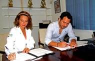 SJRyD y CEETRAECH firman convenio de colaboración
