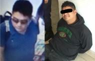 Policía Municipal detiene a sujeto por robos a tiendas OXXO