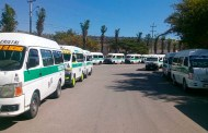 Concesiones de transporte en ningún municipio de Chiapas