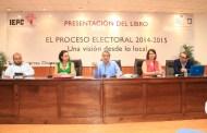 Analizan en IEPC primeras experiencias del Sistema Nacional Electoral en los estados