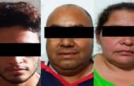Vinculan a proceso a tres sujetos por el delito de Trata de Personas en Comitán