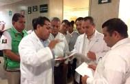 Secretario de Salud coordina la atención oportuna a lesionados en accidente de Motozintla