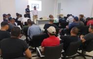 Capacita Fiscalía General del Estado a policías Ciudadanos en Tapachula