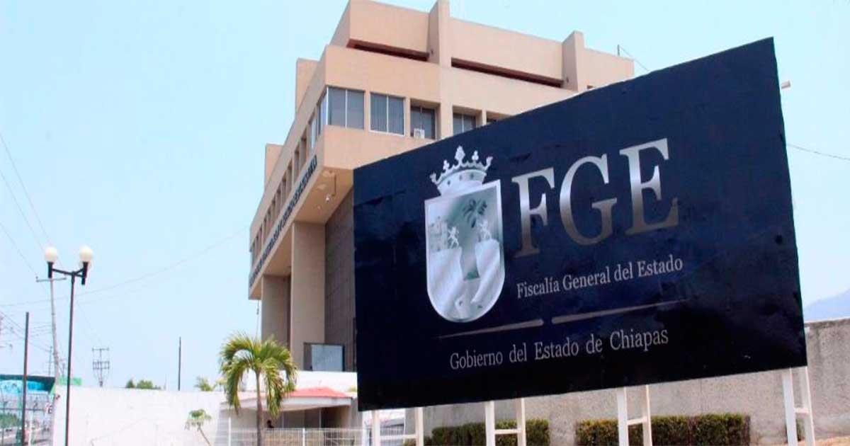 Cumplimenta FGE orden de aprehensión a dos sujetos por homicidio en Tuxtla