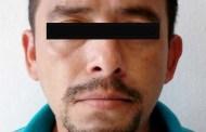 Aprehende Fiscalía General a sujeto presuntamente relacionado en seis robos en Tapachula