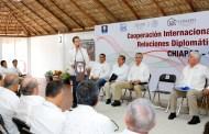 Fortalecen Chiapas y Guatemala acuerdos bilaterales en el tema migratorio